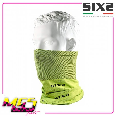 SCALDACOLLO MULTIUSO TBX UNDERWEAR SIXS CARBON - giallo