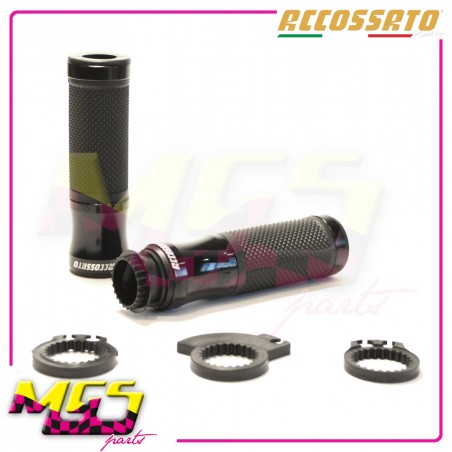 MANOPOLE ACCOSSATO RACING ALLUMINIO CNC BMW