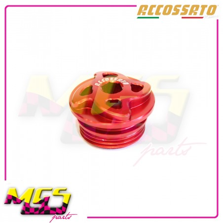TAPPO OLIO ACCOSSATO M22X1,5 ERGAL DUCATI 620 MONSTER